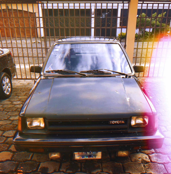 Toyota Tercel Manual