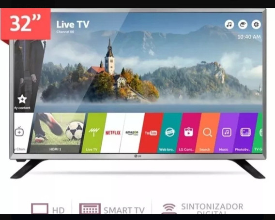 Televisor Smart Led/lcd De 32 Pulgadas Lg