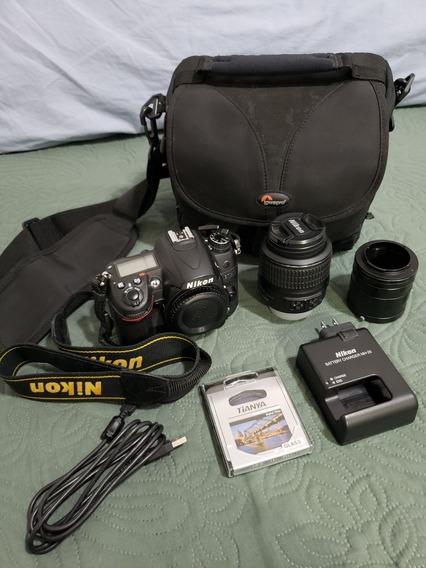 Camera Nikon D7000 Completa
