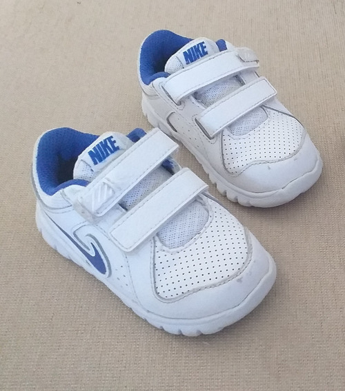 Tênis Infantil Menino Tam 21/22 Nike Original