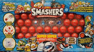 Smashers, Pelotas Para Aplastar, Juguete Niños, No Spinner