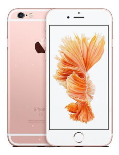 Apple iPhone 6s 64gb Libre De Fabrica Cuotas S/ En El Local