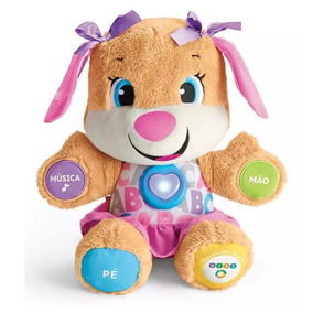 Irmã Do Cachorrinho Smart Stages Fisher-price - Mattel Fishe
