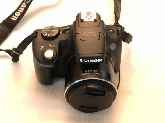 Câmera Cannon Sx50 Hs