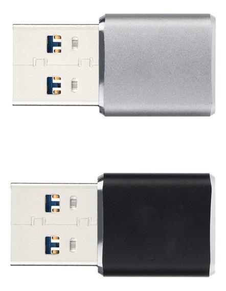 2 Pcs Usb 3.0 Mini Leitor Cartão Para Sd Sdhc Hc Sdxc Uhs -