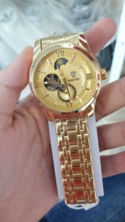 Reloj Tevise Automatico Para Caballero
