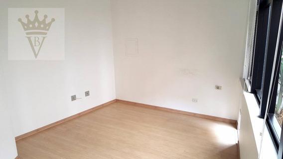 Sala Para Alugar, 130 M² Por R$ 5.850/mês - Morumbi - São Paulo/sp - Sa0043