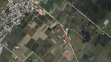 Terreno De 7508 M2 Sobre Ruta Sin Construcciones Con Tajamar