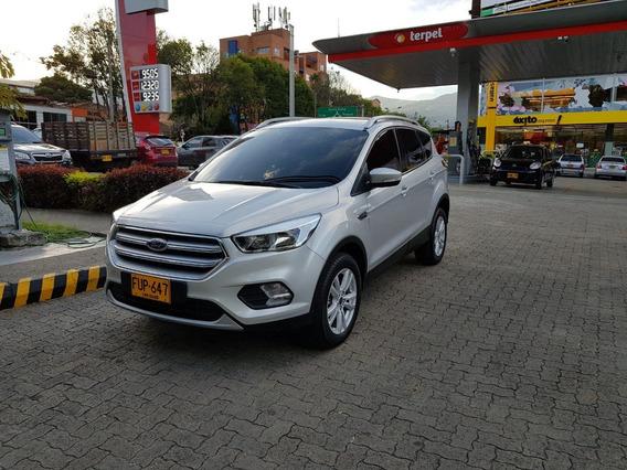 Ford Escape Motor 2.0 2019 Gris Plata 5 Puertas. Ganga!