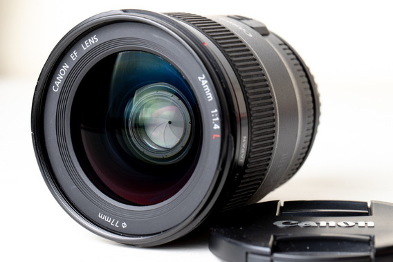 Canon Lens Ef 24mm 1.4 Ii L