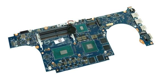 Placa Mãe Dell Inspiron 15-7567 Gamer- I7-7700hq E Gtx1050ti