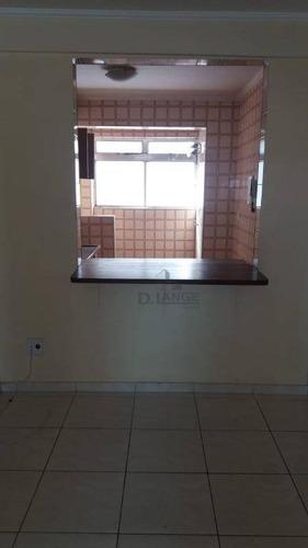 Kitnet Com 1 Dormitório, 40 M² - Venda Por R$ 126.000,00 Ou Aluguel Por R$ 500,00/mês - Centro - Campinas/sp - Kn0114