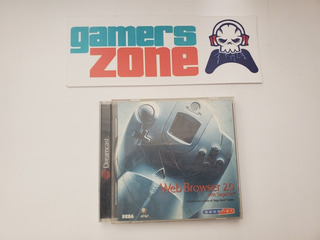 Web Browser Dreamcast Completo Gamerzone Ags