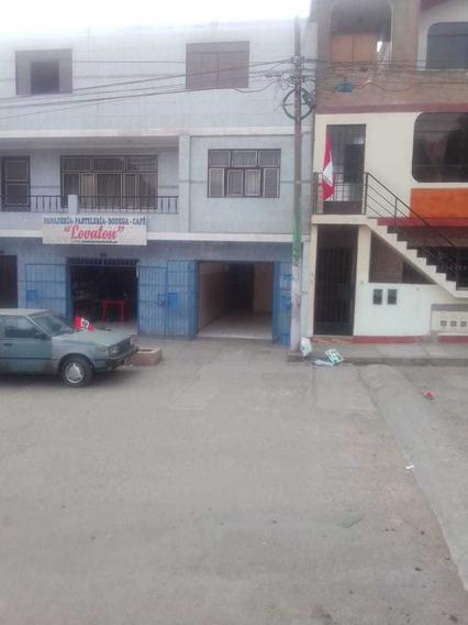 Vendo Casa De Tres Pisos Con Locales Comerciales