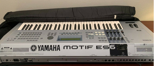 Imagen 1 de 1 de Yamaha Motif Xs6 Music Production Synthesizer Workstation K