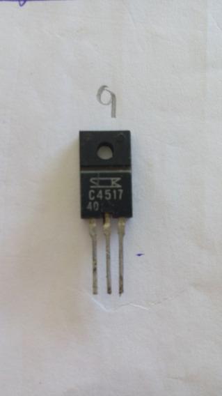 Transistor 2sc4517 Bu310 Bu 310 Novo Original Kit Com 06 P