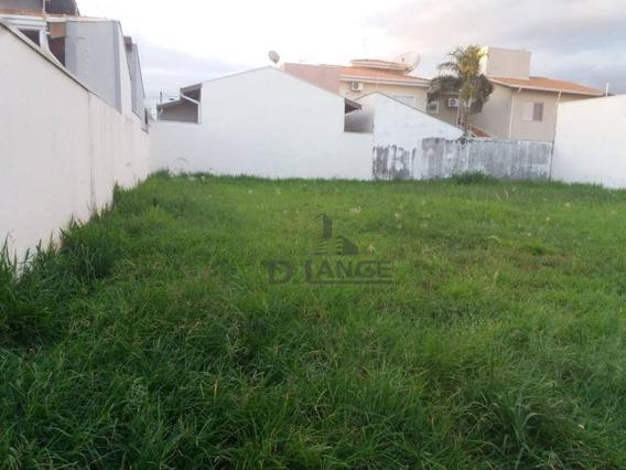 Terreno À Venda, 200 M² Por R$ 230.000 - Residencial Terras Do Barão - Campinas/sp - Te4155