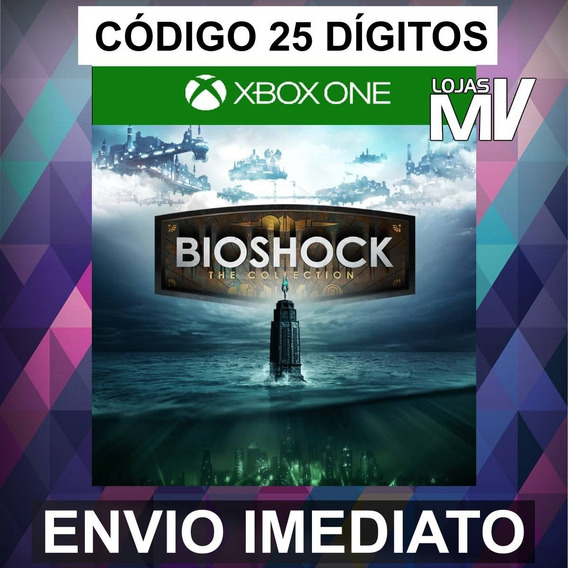Bioshock: The Collection - Xbox One 25 Dígitos
