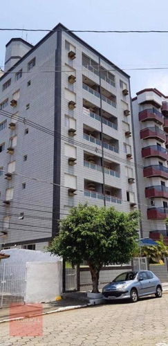 Imagem 1 de 30 de Apartamento Com 3 Dormitórios À Venda, 132 M² Por R$ 390.000,00 - Vila Guilhermina - Praia Grande/sp - Ap0236