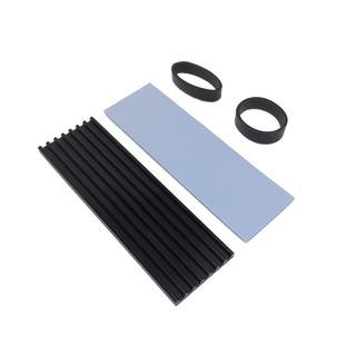 Disipador Para Ssd M.2 Nvme 2280 100% De Aluminio