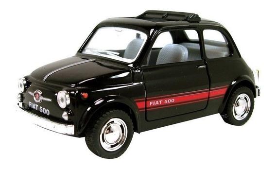 Kinsmart 1:37 Fiat 500 Playking
