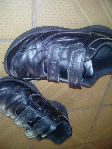 Zapatos Deportivos Escolares Rs21