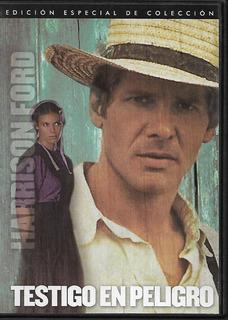 Testigo En Peligro Harrison Ford Edicion Especial Coleccion