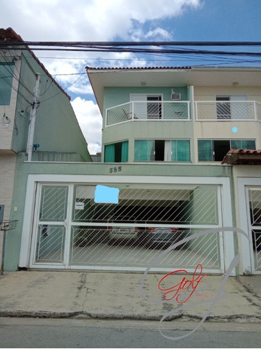 Casa À Venda Na Rua Ciro Dos Anjos, Vila Osasco. - Ca00506 - 69417062