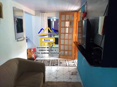 160 Área 370m² Com 2 Belas Casas Para Moradia Em Juquitiba