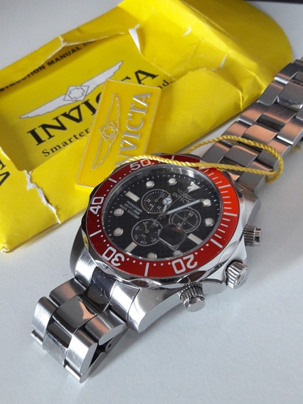 Relógio Invicta Premium Limited Edition Luxo