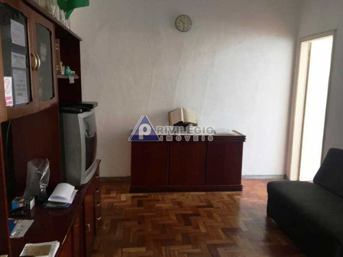Apartamento À Venda, 1 Quarto, Centro - Rio De Janeiro/rj - 20510