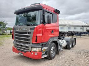 Scania R380 6x2 Manual 2011 Com Apenas 380 Mil Km