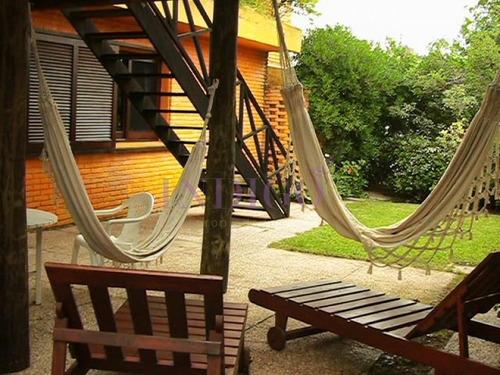 Casa En Venta Y Alquiler En  La Barra De La Ruta Al Agua. 3 Dormitorios Màs Dependencia De Servicio.- Ref: 364