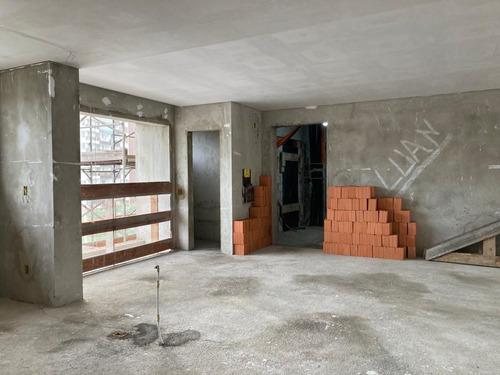 Imagem 1 de 12 de Apartamento Em Construção Com 3 Suítes No Centro - Ap6103