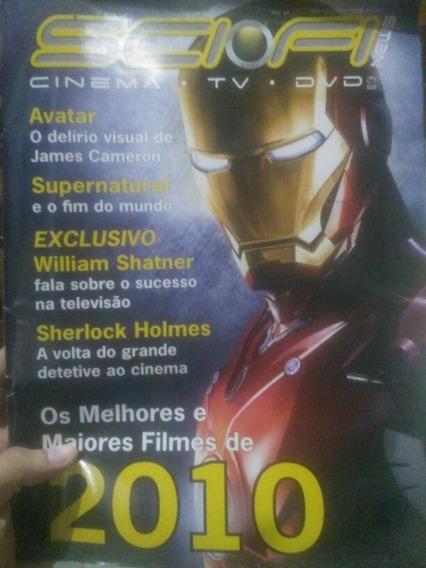 Revista Sci-fi News 142/dezembro 2009