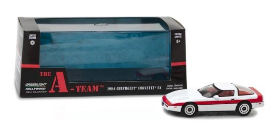 Greenlight 86517 1/43 Brigada A 1984 Chevrolet Corvette C4
