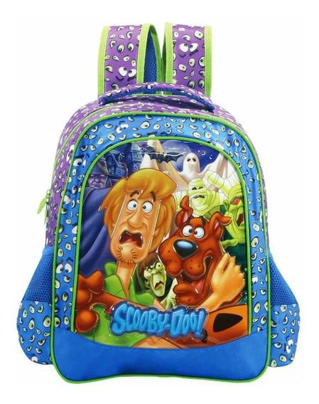 Mochila Scooby Doo Ghosts G Costas Infantil Xeryus 7152