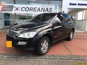 Ssangyong Kyron 4x4 Diesel