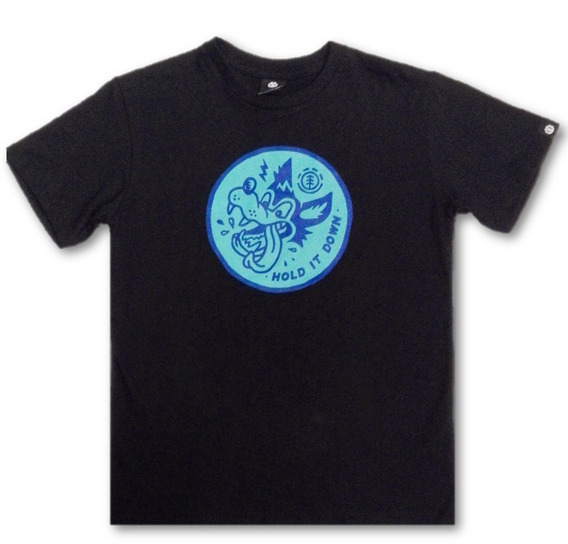 Remera Element Hold It Down Tee Boys 23171006 Cne