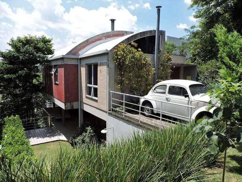 Imagem 1 de 30 de Casa Com 3 Dormitórios À Venda, 275 M² Por R$ 1.440.000,00 - Palos Verdes - Cotia/sp - Ca1703