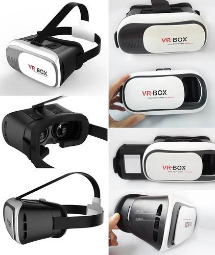 Lentes Vr Box Realidad Virtual 3d Android Ios