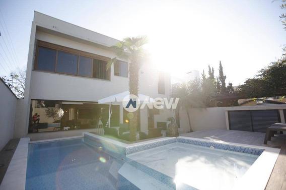 Casa Com 4 Dormitórios À Venda, 255 M² Por R$ 1.700.000,00 - Rondônia - Novo Hamburgo/rs - Ca2961