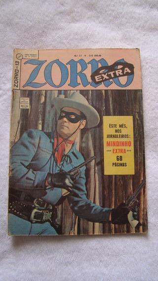 Zorro (extra) - Nº 13 - 1963 - Ebal