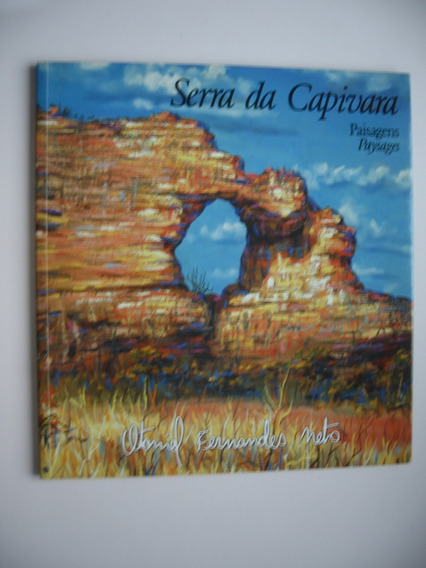 Serra Da Capivara - Pint. - Otoniel Fernandes Neto - Somos