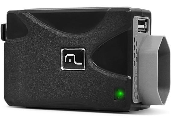 Inversor Portátil Multilaser Au900 150w 12v Para 110v Preto