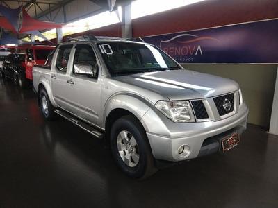 Nissan Frontier 2.5 Xe 4x4 Cd Turbo Eletronic