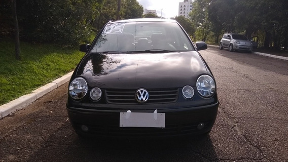 Volkswagen Polo Sedan 1.6 4p 2005