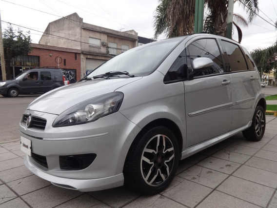 Fiat Idea Sporting 1.6 16v C/techo { Excelente - Financio }