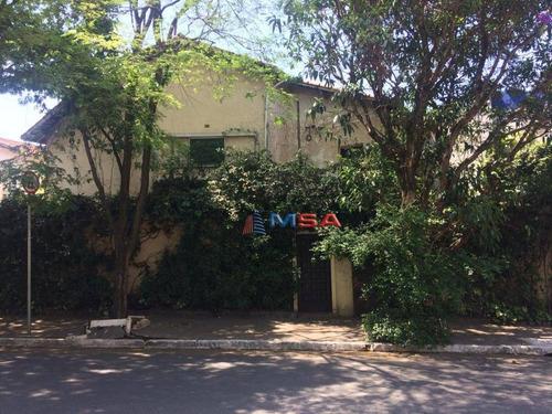 Imagem 1 de 26 de Casa À Venda, 239 M² Por R$ 2.300.000,00 - Vila Madalena - São Paulo/sp - Ca1184