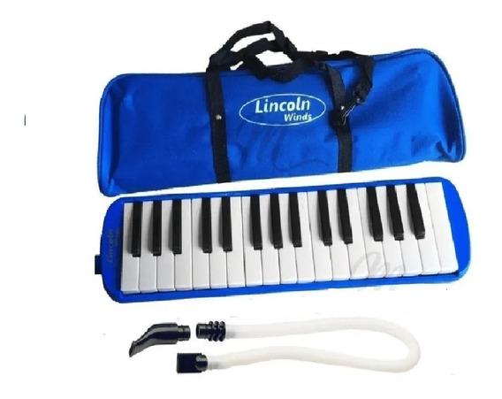 Flauta Melodica 32 Notas Lincoln Piano / Open-toys 172